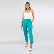 Calça Jogger Color - Turquesa