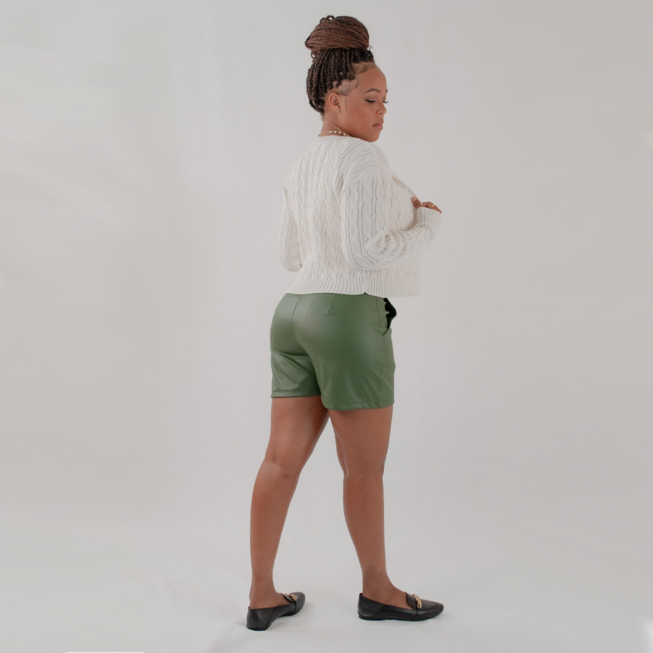 Short Courino - Verde