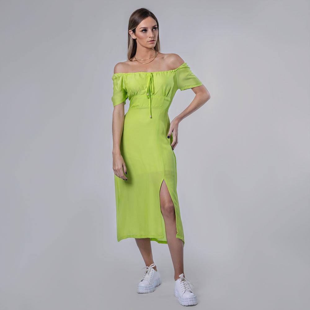 Vestido Sally - Verde