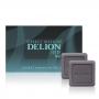Sabonete Masculino Extra Perfumado Delion Fresh - Estojo com 2 unidades de 110g cada