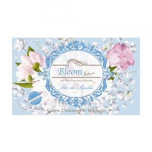 Sabonetes Extra Perfumados Bloom Intenso Flor da Manhã - Estojo com 2 unidades 110g cada