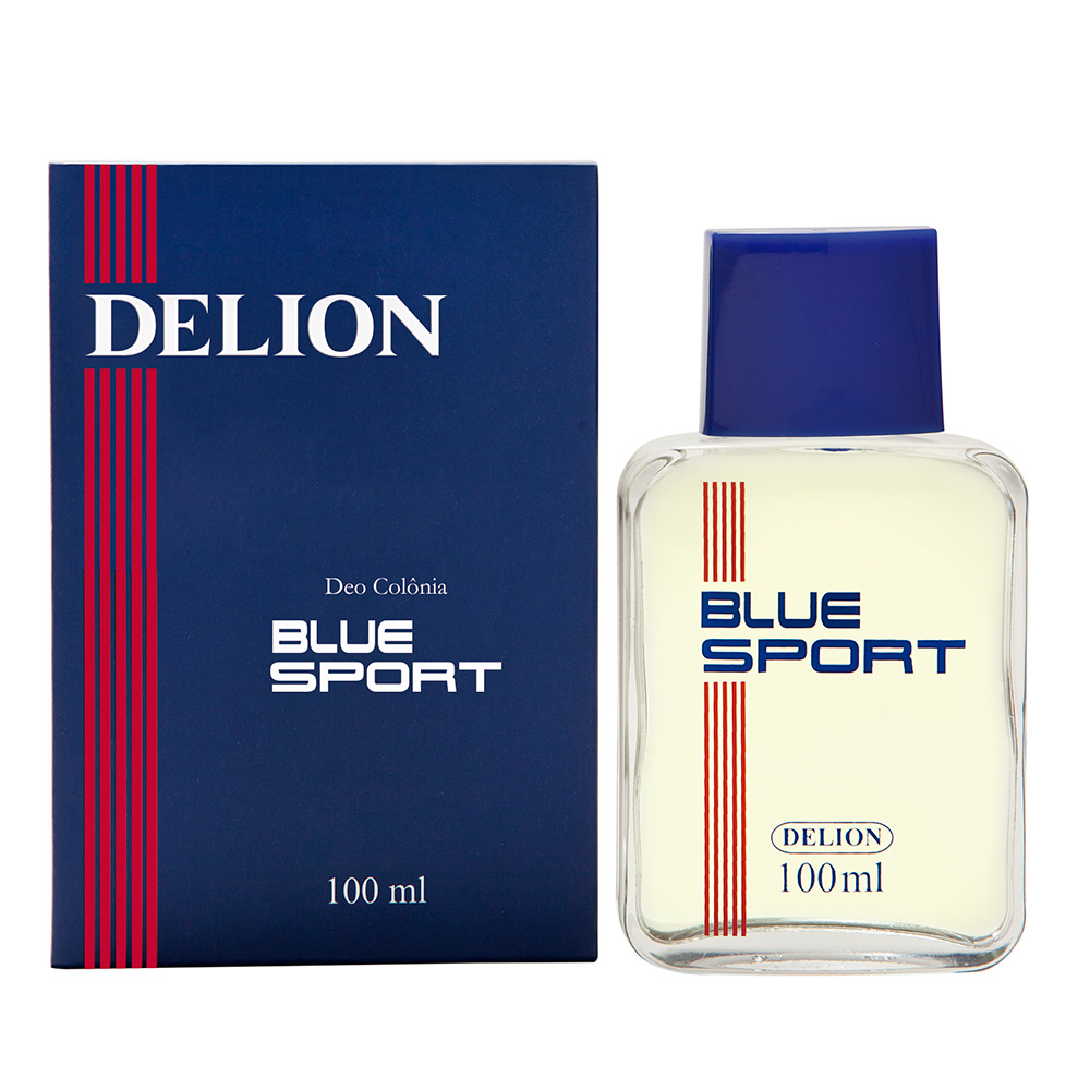 Deo Colônia Blue Sport Delion 100ml