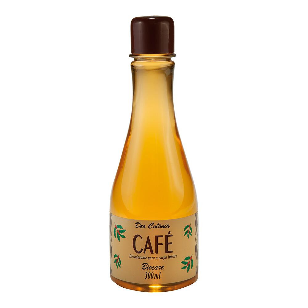 Deo Colônia Café Biocare 300ml