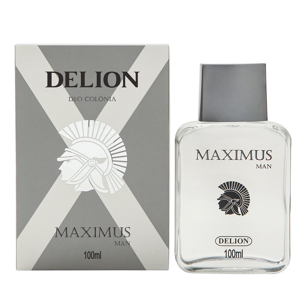 Deo Colônia Maximus Man Delion 100ml