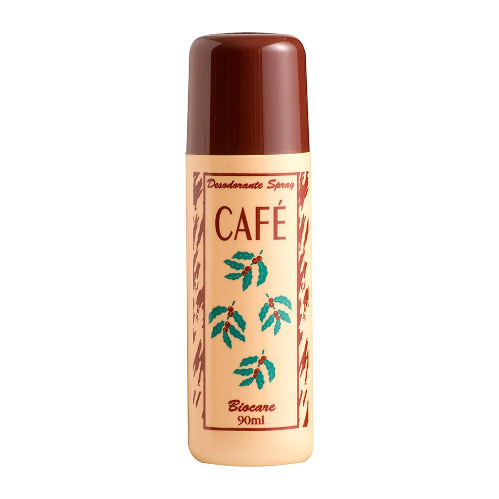 Desodorante Spray Café Biocare 90ml