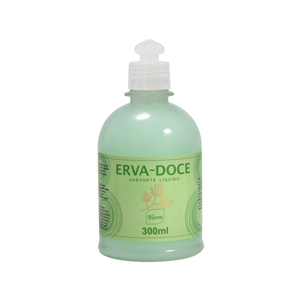 Sabonete Líquido Erva-Doce Bloom 300ml