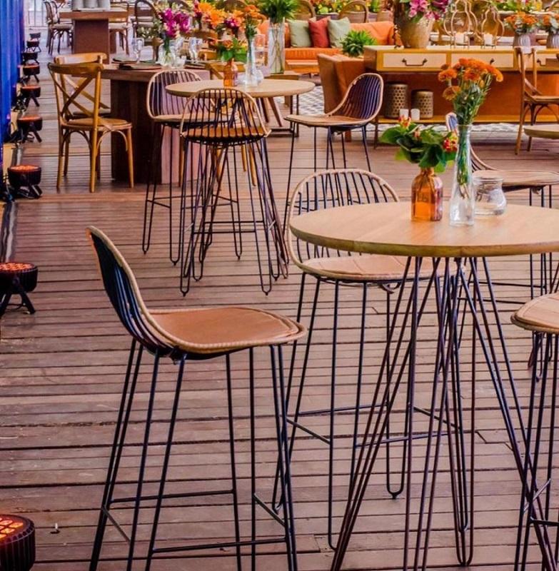 Banqueta Smart  - Abarca Móveis