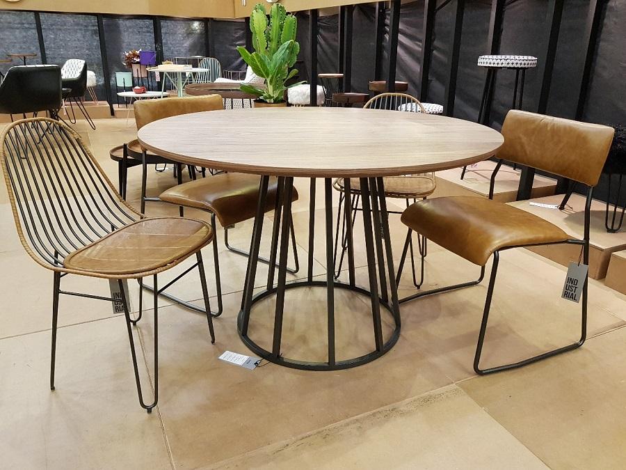 Mesa de Jantar Yunna  - Abarca Móveis