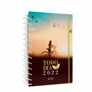 Agenda Todo Dia 2022 - WIRE-O - Capa Dura