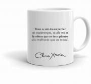 Caneca Mimos do Chico Xavier - Deus...