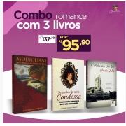 Combo Romance com 3 Livros