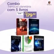 Combo Transição Planetária com 5 Livros