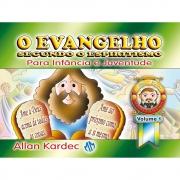Evangelho Segundo O Espiritismo Para A Infância E Juventude (O) - Vol. I
