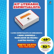 Clube Kit Literário Espiritualista