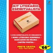 Kit - Literário Espiritualista