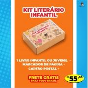 Kit - Literário Infantil