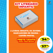 Clube Kit Literário Infantil