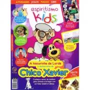 Revista Espiritismo Kids - A História de Lorde a Cachorrinho de Chico Xavier (A) - Edição 02