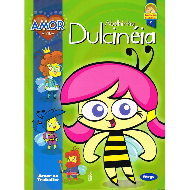 Abelhinha Dulcinéia