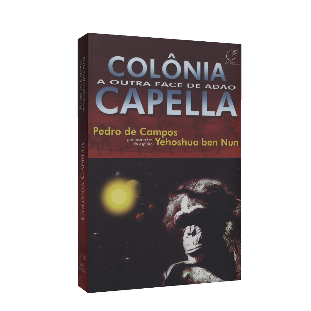 Colônia Capella A Outra Face De Adão
