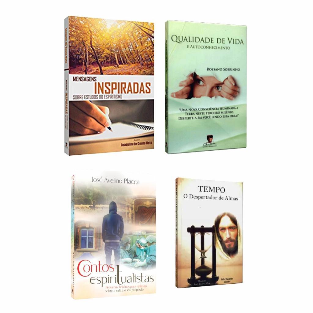Combo Para o Culto no Lar com 4 Livros