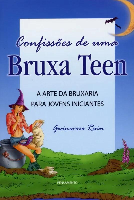 Confissoes De Uma Bruxa Teen
