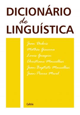 Dicionario De Linguistica - Nova Edição