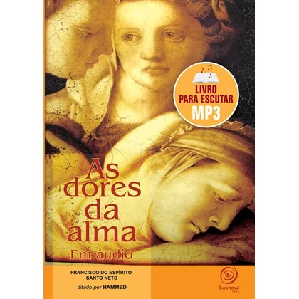 Dores Da Alma (As) MP3 - Audiolivro