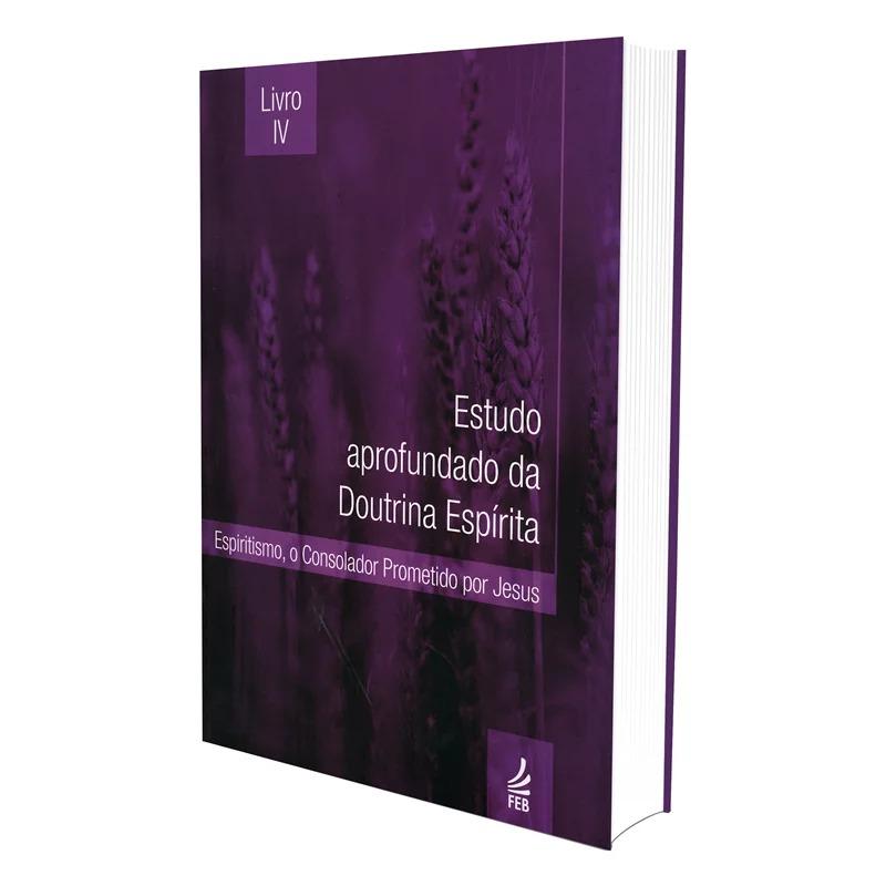 Estudo Aprofundado Da Doutrina Espírita - Livro 4