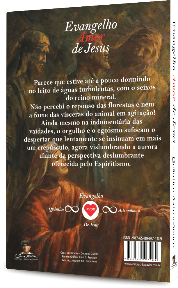 Evangelho Amor de Jesus - Quântico Astronômico