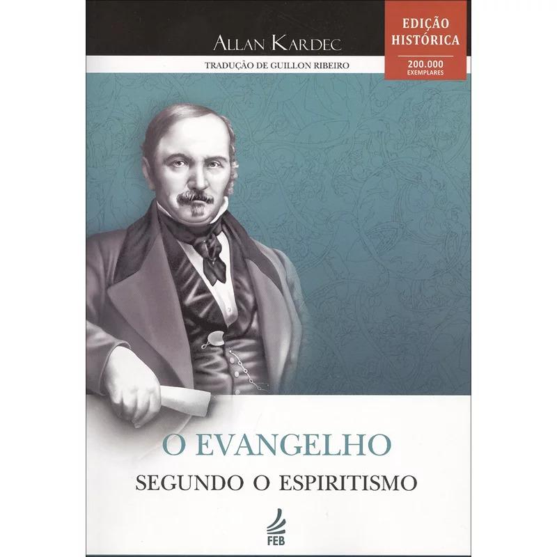 Evangelho Segundo O Espiritismo (O) - Normal - Edição Histórica