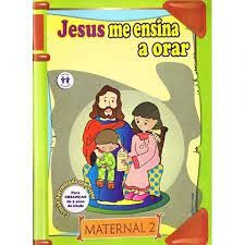 Jesus Me Ensina A Orar - Maternal Ii