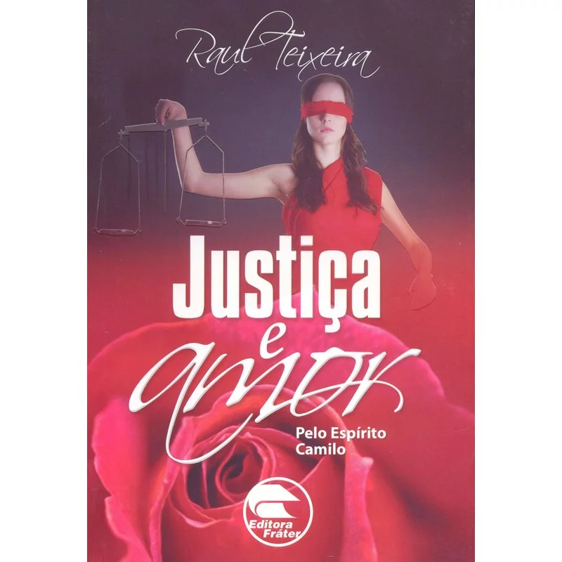 Justiça E Amor - Capa Nova