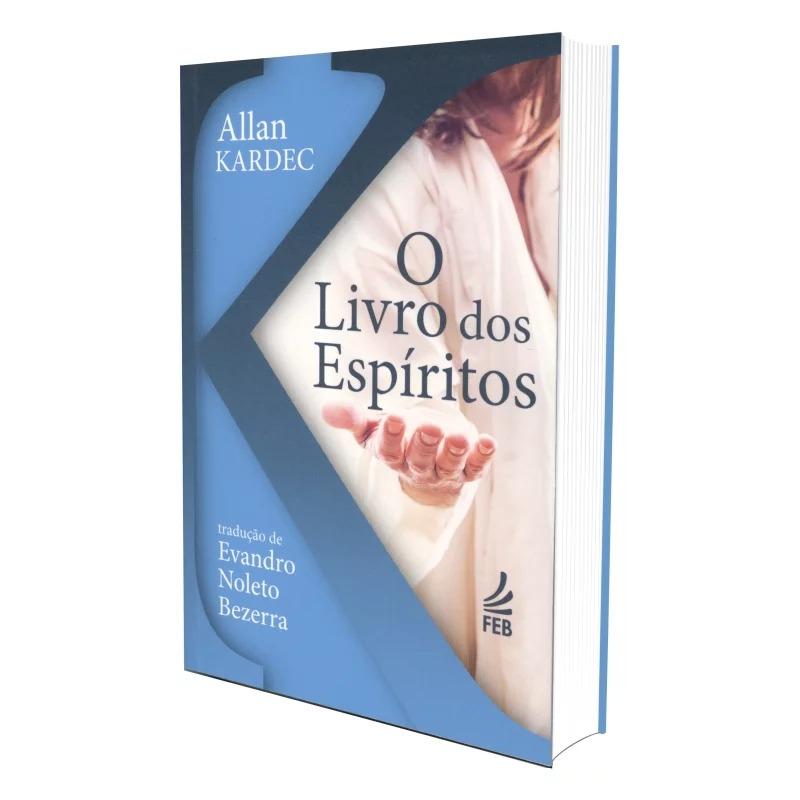 Livro Dos Espíritos (O) - Bolso - Nova Tradução (Novo Projeto)