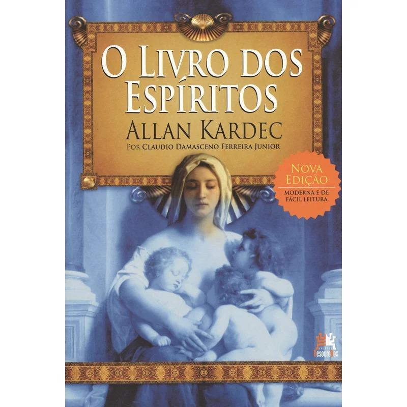 Livro Dos Espíritos (O)  - Normal Besourobox