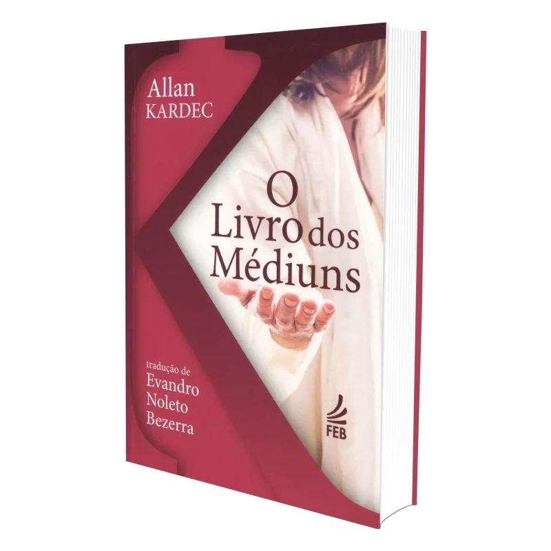 Livro Dos Médiuns (O) - Bolso - Nova Tradução (Novo Projeto)
