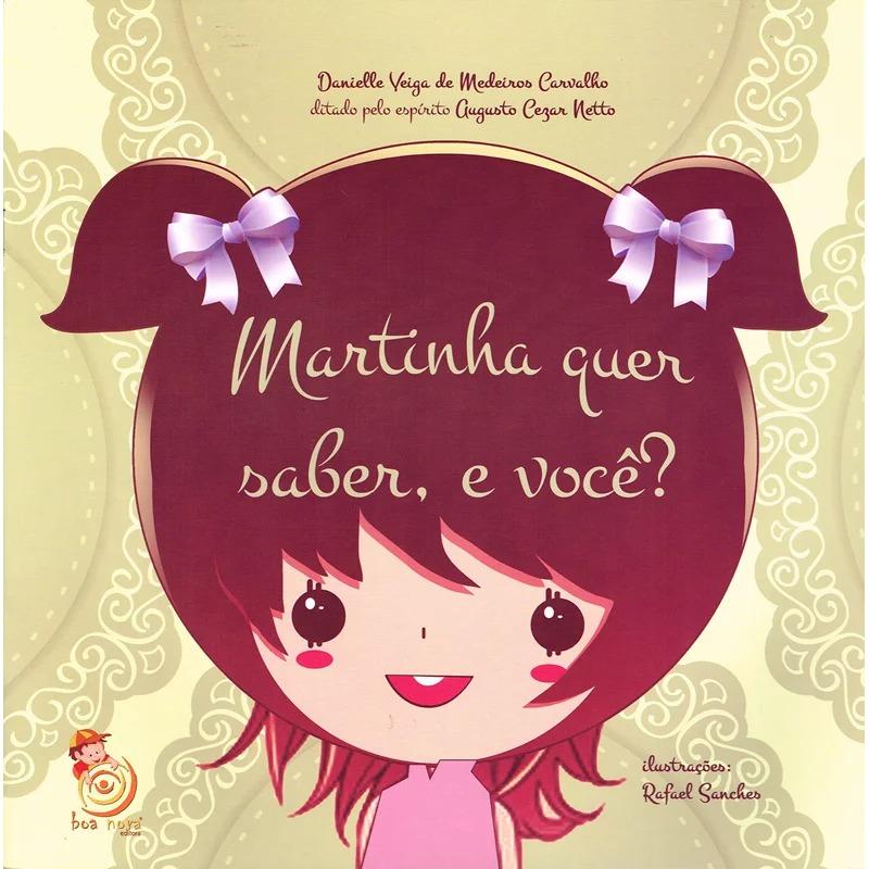 Martinha Quer Saber, E Você ?