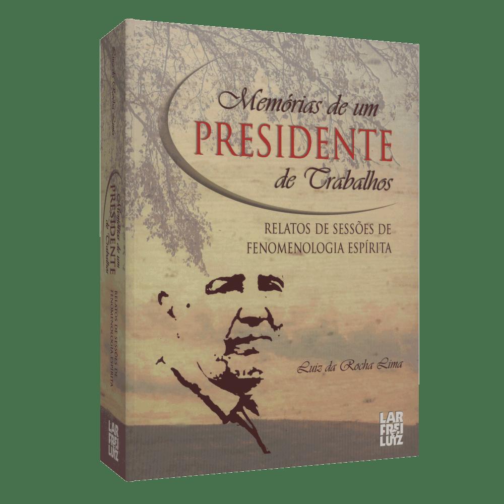 Memórias De Um Presidente De Trabalho - Relatos De Sessões De Fenomenologi