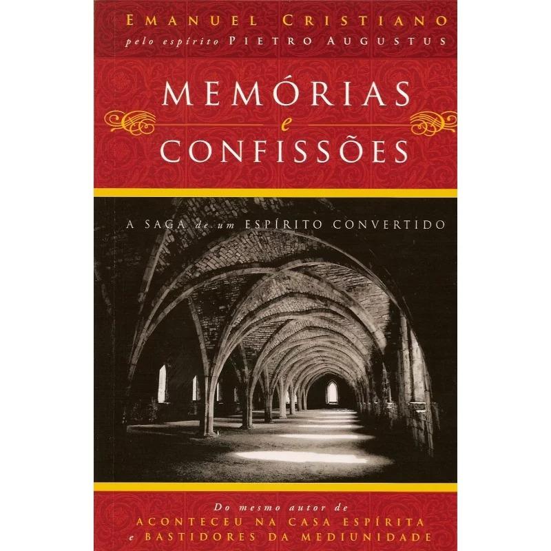 Memórias E Confissões