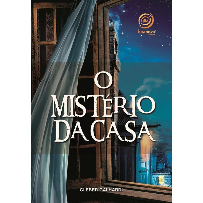 Mistério Da Casa (O)