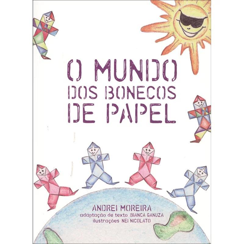 Mundo Dos Bonecos De Papel (O)