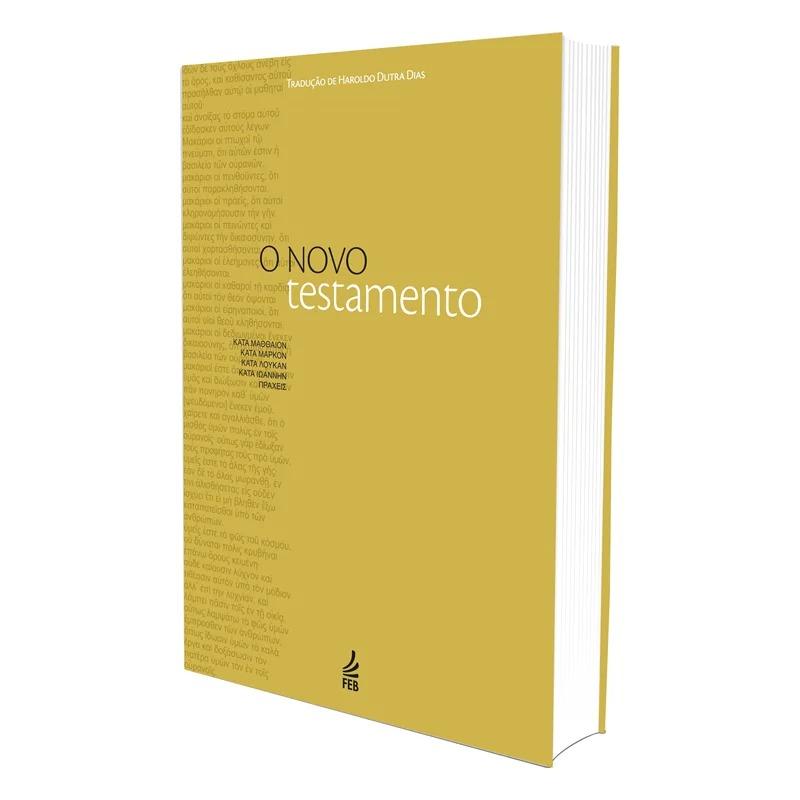 Novo Testamento (O) (Novo Projeto)