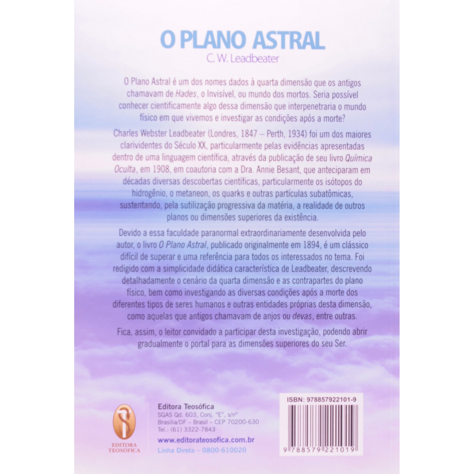 Plano Astral (O)