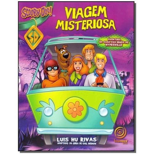 Scooby-Doo Viagem Misteriosa