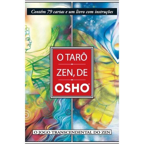 Tarô Zen De Osho (O) - Novo Formato