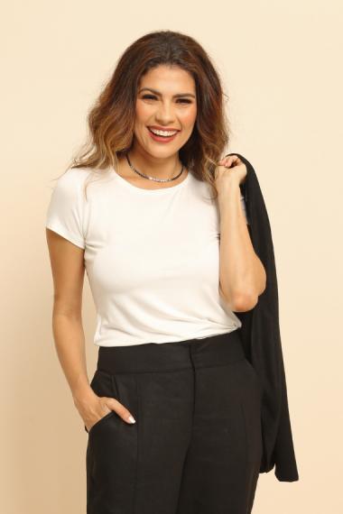 Blusa T Shirt Básica