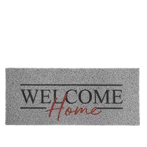 Capacho Vinil Long 2.0 Welcome Home 30cm x 70cm