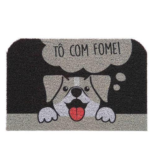 Capacho Vinil Pet 2.0 Dog 40cm x 60cm