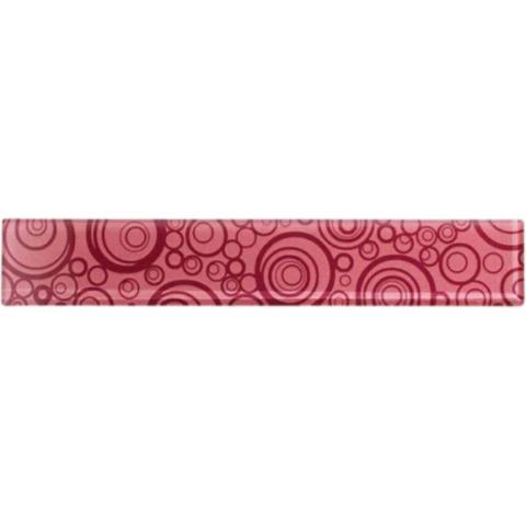 Listelo de Vidro 5 x 30 Circular 670/620
