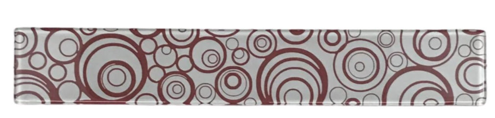 Listelo de Vidro 5 x 30 Circular 670/900